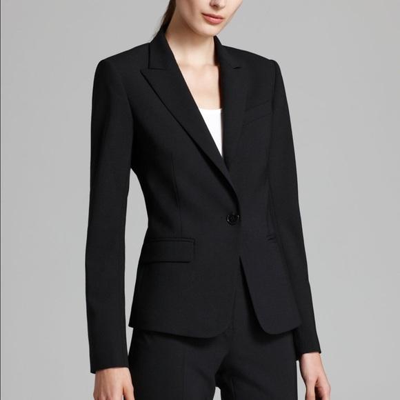 6528888c537 Theory Jackets & Coats   Womens Black Blazer Gabe B 2 Urban   Poshmark
