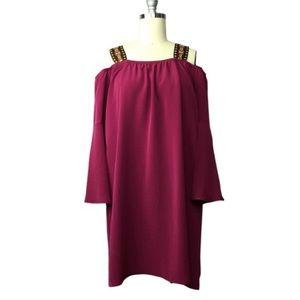 Vava by Joy Han Dresses & Skirts - VaVa by Joy Han Boho Tunic Dress S