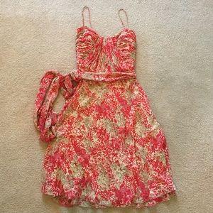 Ralph Lauren Summer Skinny Strap Dress. NWOT