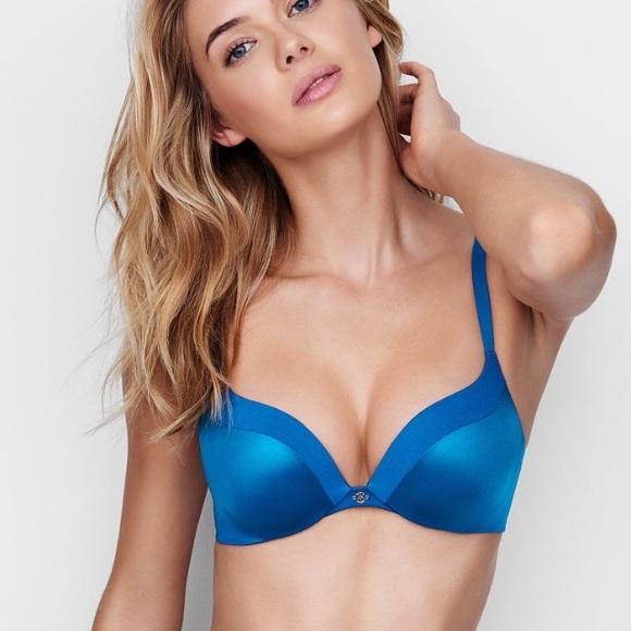 3a7580896b Victoria Secret Add-1 1 2 Cups Push up bra