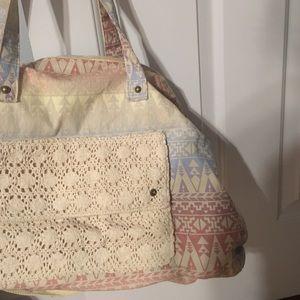 <WEEKEND SALE> Aztec travel bag