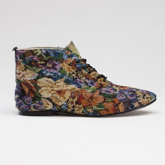 Luxe by Vans Rare Carpet Bag Shoes. M 5785929978b31c36a1013b46 8fa8f1e3b1