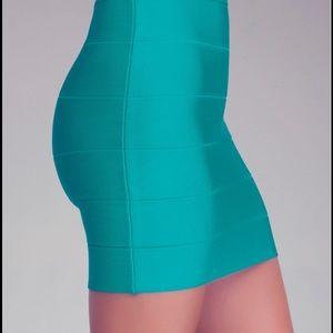 Bebe Bandage Skirt size L