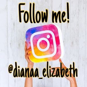 Follow me on my social media!