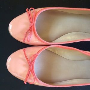 Banana Republic Leather Ballet Flats