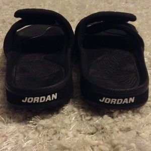 8f27f46c618b08 Nike Shoes - Black Nike Jordan Slides size 7.5 women s