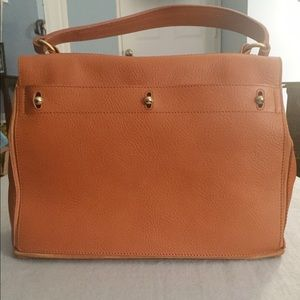 5840c70d2a Yves Saint Laurent Bags - Yves Saint Laurent Muse Two in Orange