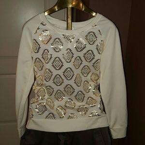 Tops - Dressy sweatshirt