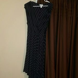 Pure Energy Dresses & Skirts - Pure Energy Black and Gray Dress size X