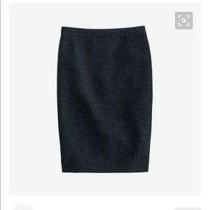 J. Crew Dresses & Skirts - Jcrew no. 2 pencil skirt in heather gray. Size P12