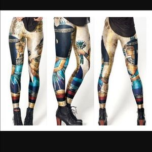 XL Cleopatra Leggings