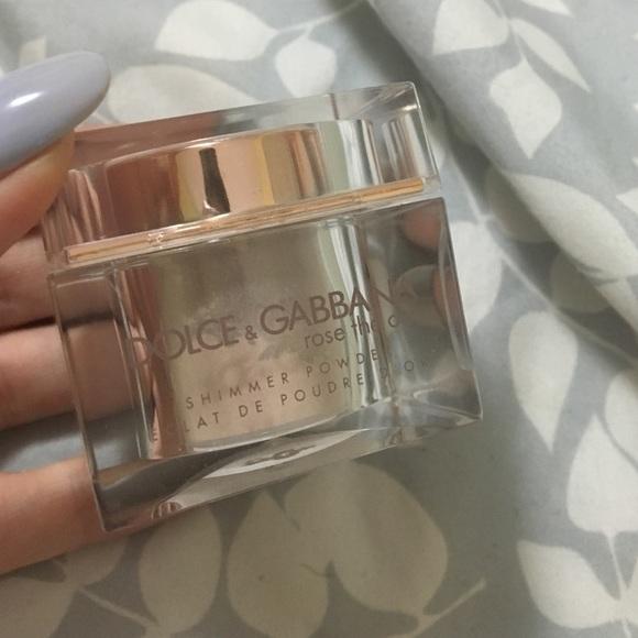 0e8399f94cb Dolce   Gabbana Other   Dg Rose The One Shimmer Powder   Poshmark