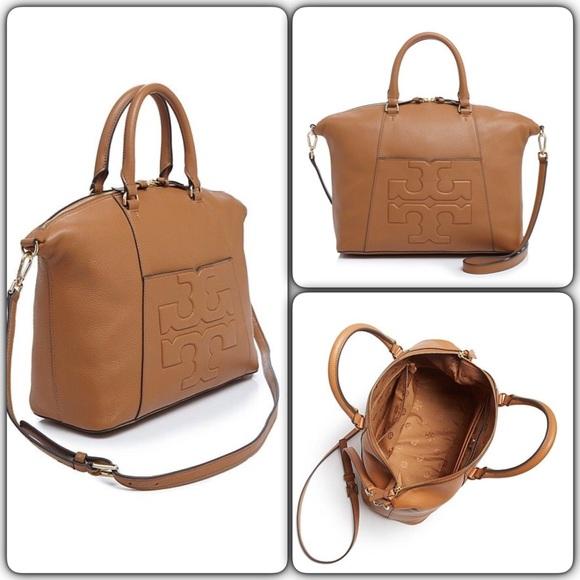 2bcec501c3c2 💯Tory Burch Bombe T Satchel. M 5785b10499086aa49802f560. Other Bags ...