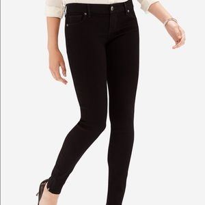New the limited black legging jeans size 2R