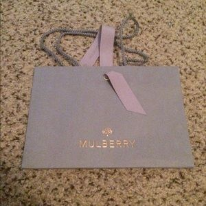 Mulberry Handbags - Mulberry Small Shopping Bag