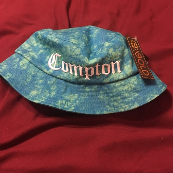 Accessories - Blue Compton bucket hat 1e51e7d9bfb