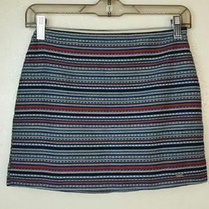 Hollister Dresses & Skirts - HOLLISTER Aztec Print Skirt