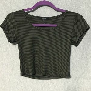 Forever 21 Tops - Forever 22 crop top. Size: Medium.