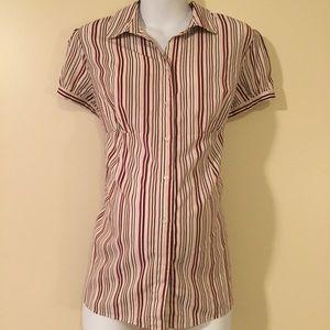 Motherhood Maternity Tops - 🎉FINAL SALE🎉 Maternity work shirt size XL