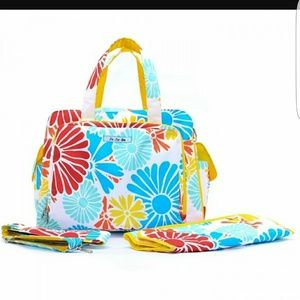 HP 08/01BEST IN BAGSJuJuBe Flower Power