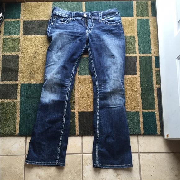Silver Jeans Suki Surplus Bootcut - Xtellar Jeans
