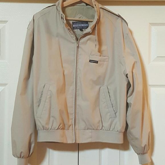 members only jackets coats an original jacket poshmark