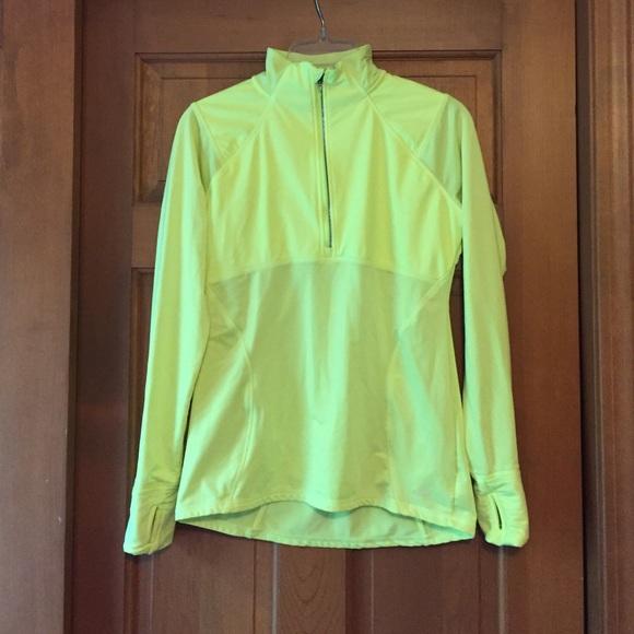 daed8ba4653e Champion Jackets   Blazers - C9 by Champion Neon Yellow Women s Running  Jacket