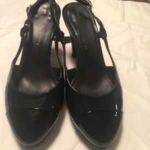 Authentic Chanel Patent Leather Shoes!
