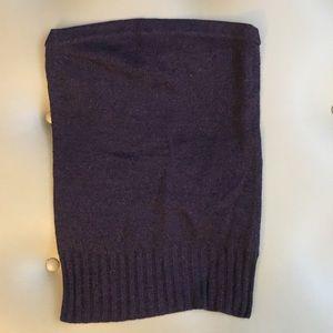 Club Monaco knit tube top