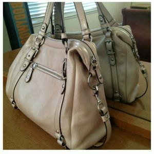 Alexandra Coach Handbag and Messenger