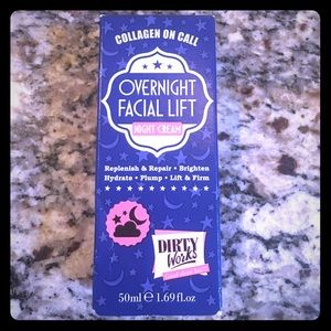 Other - Dirty Works Overnight Facial Lift BNIB