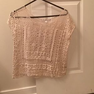 Tops - Lauren Concrad Crop Top