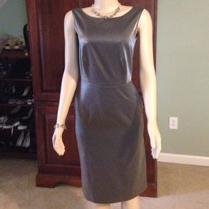 Max & Co. Dresses & Skirts - Max and Co. Shimmery gray party dress size 6