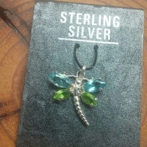 Jewelry - Sterling Dragonfly
