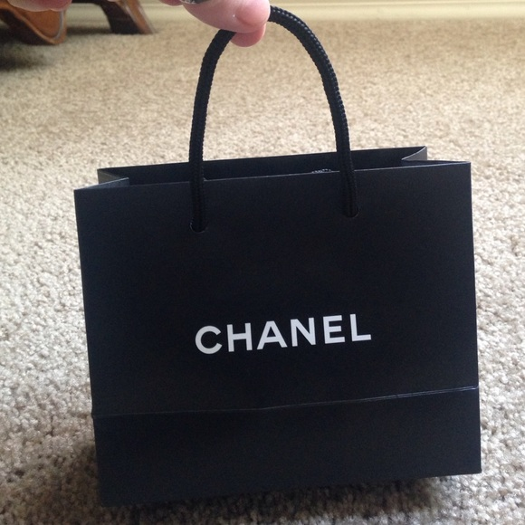 d018ecfc4a3c CHANEL Accessories | Paper Bag | Poshmark