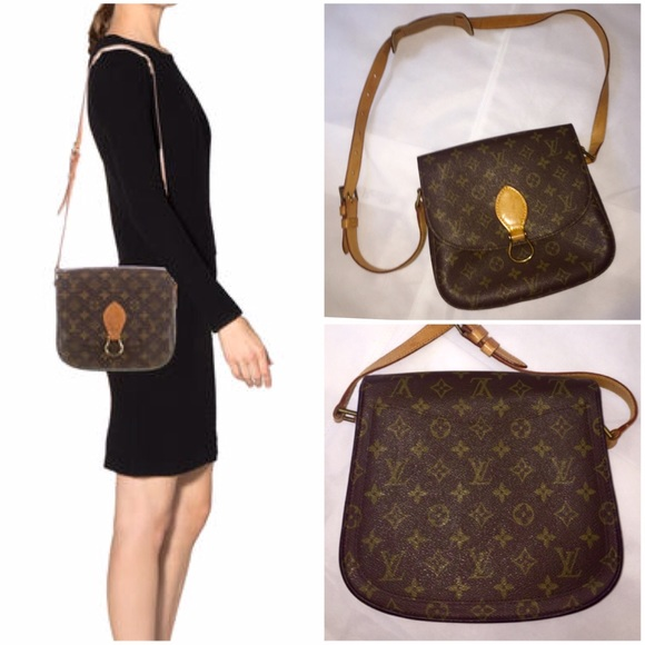 681c7ac14a55 Louis Vuitton Handbags - Authentic Louis Vuitton Monogram St. Cloud bag
