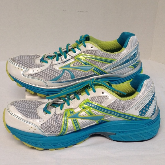9a9a1ee4408be Brooks Shoes - Brooks Defyance 7 Athletic Running Shoes Size 10