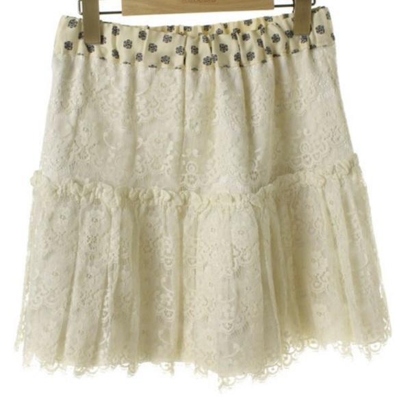 Anna Sui Skirt 8
