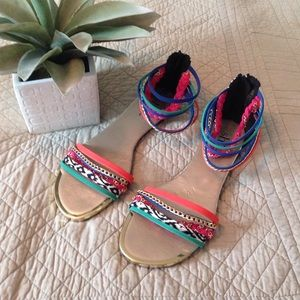 Shi by Journeys sandals.