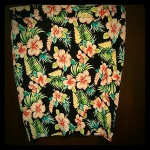 Retro Chic Dresses & Skirts - Sarong style pencil skirt