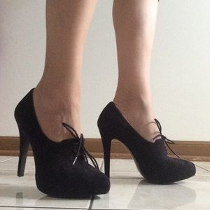 SAM EDELMAN OXFORD HEELS