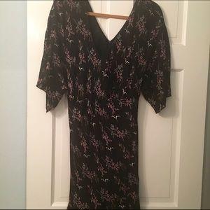 Lane Bryant Dresses & Skirts - Asymmetrical Lane Bryant dress size 18/20 🌷🌺🌼🌹