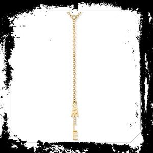 Kate Spade Say Yes Smile Lariat Necklace- NWT