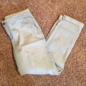 Light blue gap broken in khakis