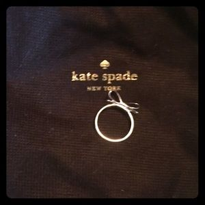 Kate Spade Bow Ring