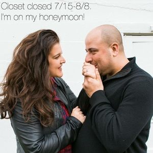 Other - Closet Closed! 7/15 - 8/8. I'm on my honeymoon!