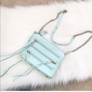 Rebecca Minkoff Handbags - Rebecca Minkoff Mint Crossbody Bag