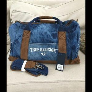 c6aabb9ca7 True Religion Bags - NWT TRUE RELIGION DUFFLE BAG