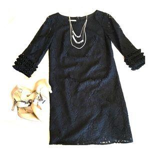 Maggy London Dresses & Skirts - Maggy London lace sheath dress, Sz 2P