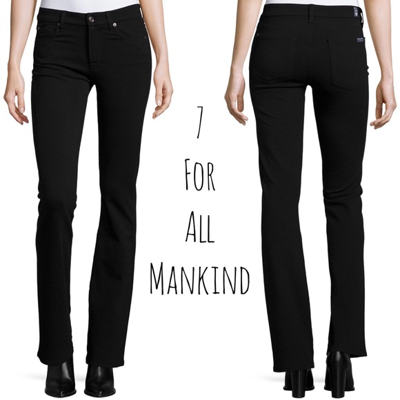 69 off 7 for all mankind denim moving sale 7 for all mankind bootcut jeans from mauren 39 s. Black Bedroom Furniture Sets. Home Design Ideas